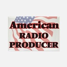 American Radio Producer Magnets