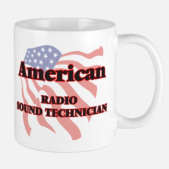 American Radio Sound Technician Mugs