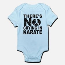 There's No Crying In Karate Body Suit