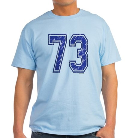 73 Jersey Year Light T-Shirt