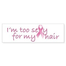 Breast Cancer Awareness Bumper Bumper Sticker