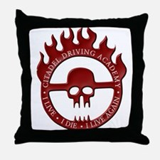 Unique Fury Throw Pillow