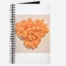 Heart Floral Laurel's Fave Journal