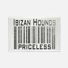 Ibizan Hound Owner Lover Bree Rectangle Magnet (10