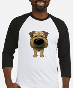 Funny Terriers Baseball Jersey
