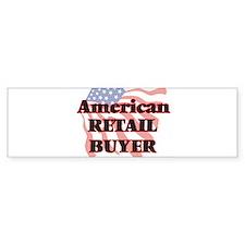 American Retail Buyer Bumper Bumper Sticker