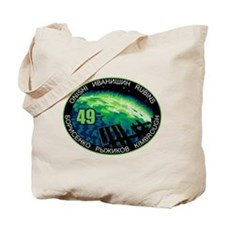 Expedition 49 Tote Bag