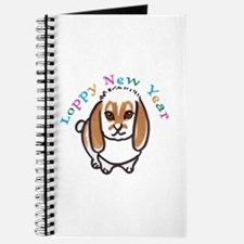 Loppy New Year Journal