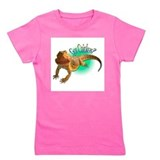 Bearded dragon Girl's Dark T-Shirt