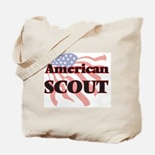 Cute Boy scouts america Tote Bag