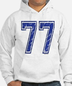 77 Jersey Year Hoodie