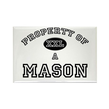 Property of a Mason Rectangle Magnet