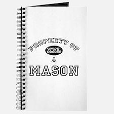 Property of a Mason Journal