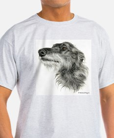 Cute Scottish deerhound T-Shirt