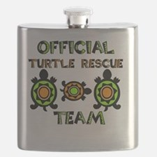 Official Turtle Rescue Team 1.png Flask