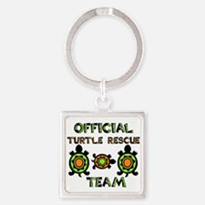 Official Turtle Rescue Team 1 Keychains