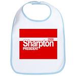 AL SHARPTON PRESIDENT 2008 Bib