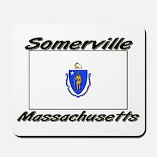 Somerville Massachusetts Mousepad