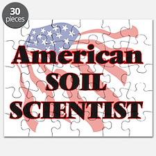 American Soil Scientist Puzzle
