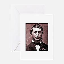 Thoreau Greeting Card