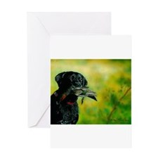 Cute Wild goose Greeting Card