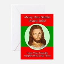 Cute Funny political birthday Greeting Cards (Pk of 20)