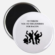 Cute I love bacon Magnet