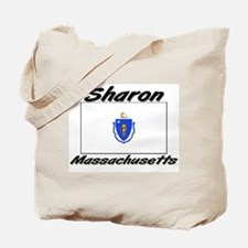 Sharon Massachusetts Tote Bag