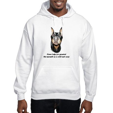 Dobie Nose Hooded Sweatshirt