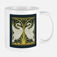 Swan, Rush and Iris by Walter Crane Mugs