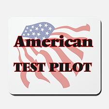 American Test Pilot Mousepad