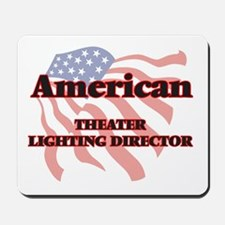 American Theater Lighting Director Mousepad