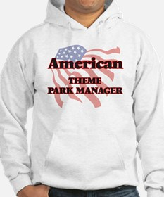 American Theme Park Manager Hoodie