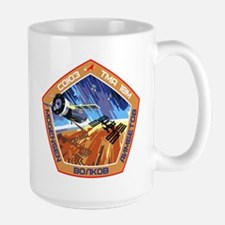 Blue Dot Mission Logo MugMugs