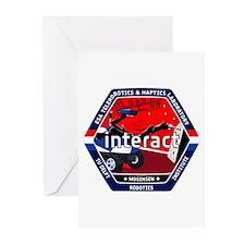 INTERACT Logo Greeting Cards (Pk of 10)