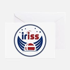 IrISS Mission Logo Greeting Cards (Pk of 10)