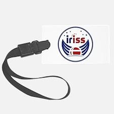 IrISS Mission Logo Luggage Tag