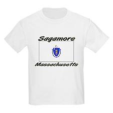 Sagamore Massachusetts T-Shirt