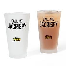 Unique Larry Drinking Glass