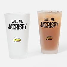 Cute Larry Drinking Glass