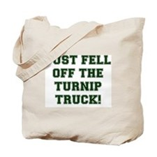 TURNIP TRUCK! Tote Bag