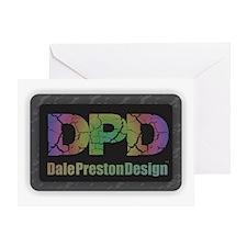 Unique Preston Greeting Card