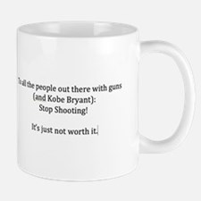 Kobe Bryant Retirement Tour Mugs
