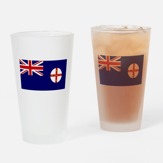 New South Wales Drinking Glass