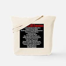 Beware of Fascism Tote Bag