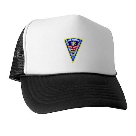 USS Proteus (AS 19) Trucker Hat