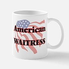 American Waitress Mugs