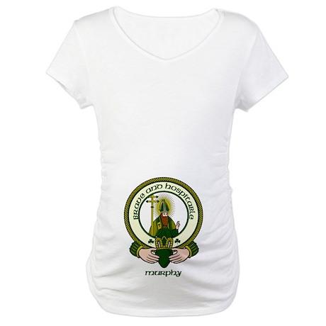 Murphy Clan Motto Maternity T-Shirt