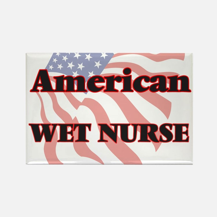American Wet Nurse Magnets