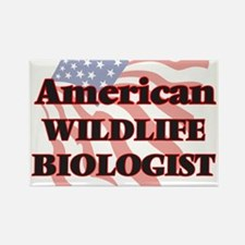 American Wildlife Biologist Magnets